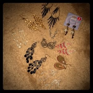 Fun earring bundle